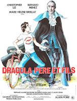 affiche de la comédie DRACULA PERE ET FILS d'Edouard Molinaro