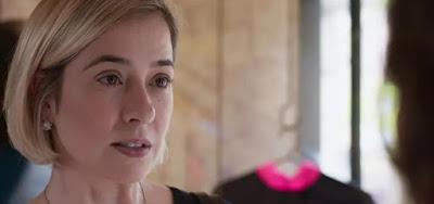 Lígia (Paloma Duarte) vai sofrer ao ter que dividir a atenção da filha com a mãe biológica em Malhação