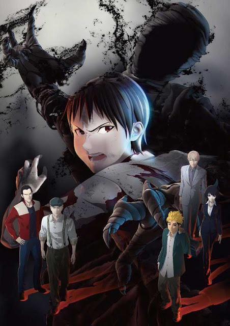 Ajin Demi-Human - 20 anime yang paling dinantikan di tahun 2016