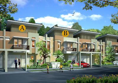 Desain Rumah Tinggal oleh Tarik Garis