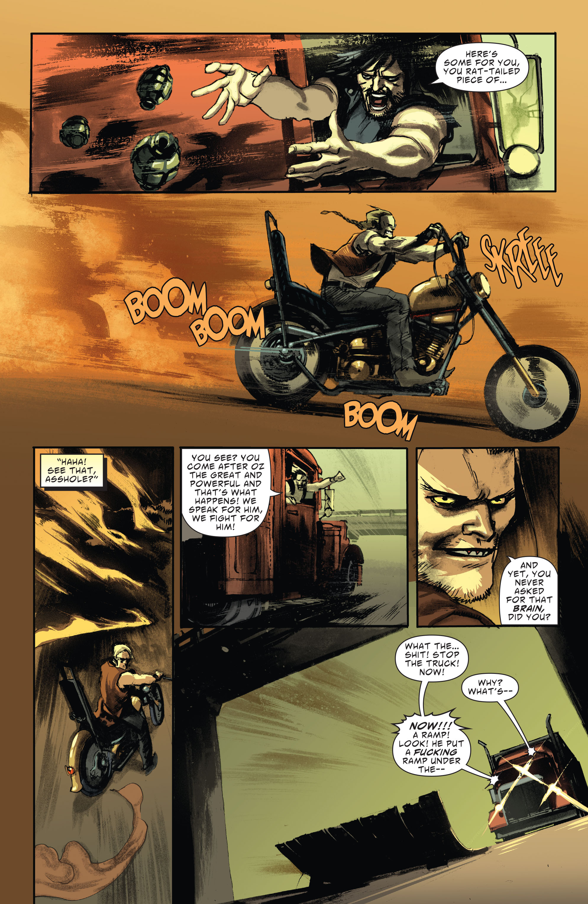 Read online American Vampire: Second Cycle comic -  Issue #1 - 13