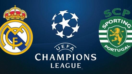 مشاهدة مباراة ريال مدريد وسبورتينج لشبونة بث مباشر 14-9-2016 دوري ابطال اوروبا