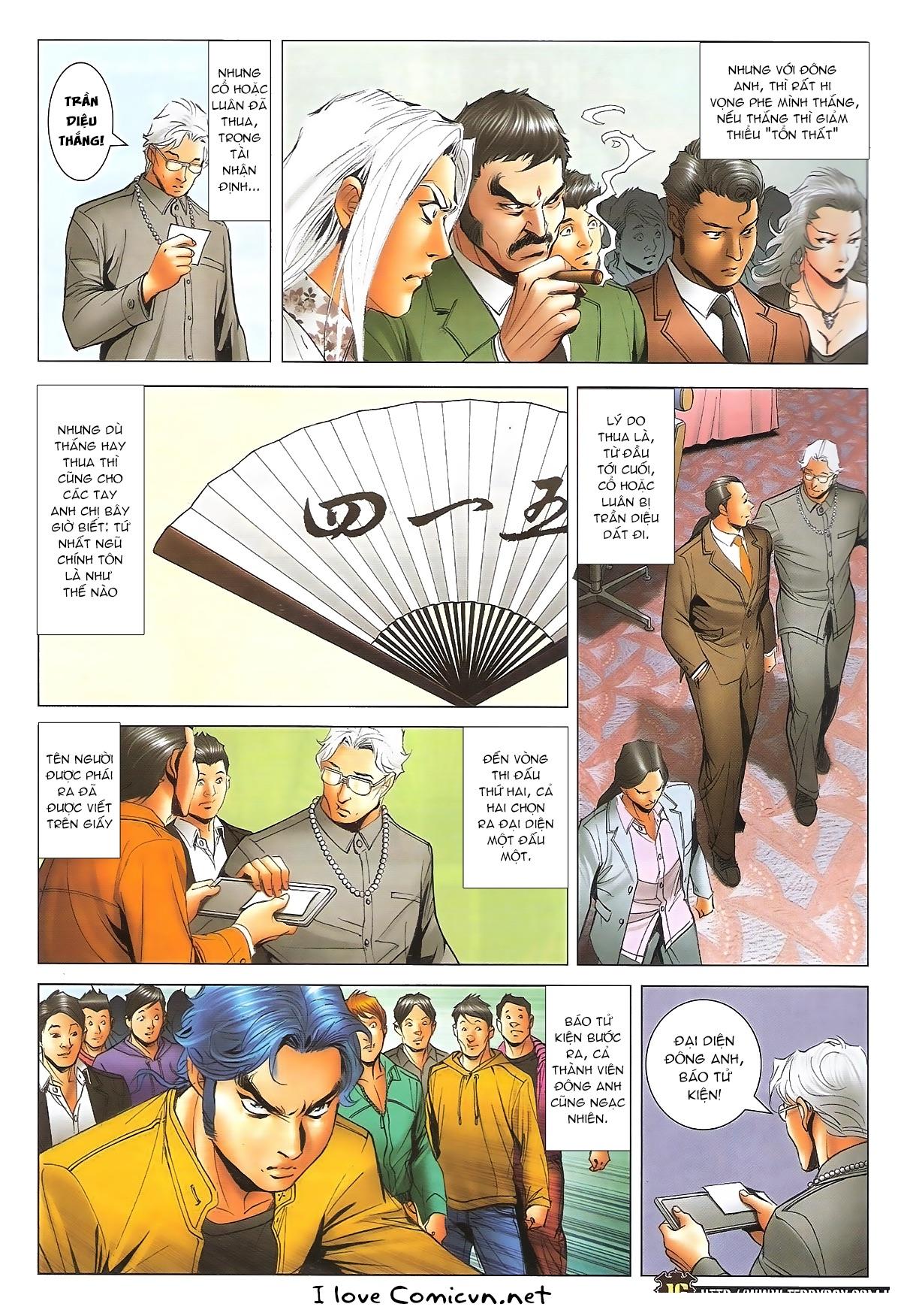 Người Trong Giang Hồ - Ngũ Hổ qui thiên - Chapter 1716: Đàm phán siêu cấp 2 - Pic 14