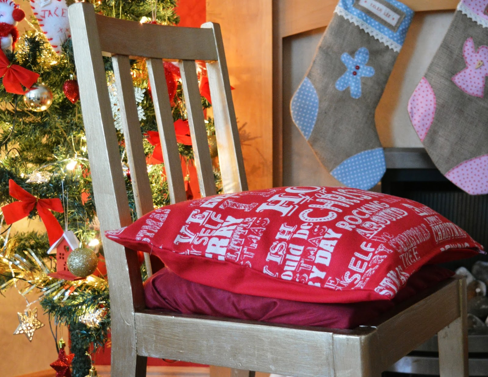christmas chair covers the range rocking cushions kohls a makeover with rust oleum  dolly dowsie