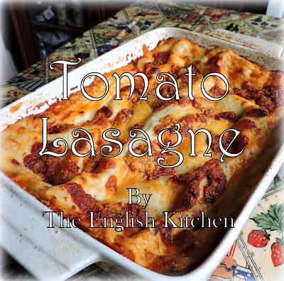 Tomato Lasagne