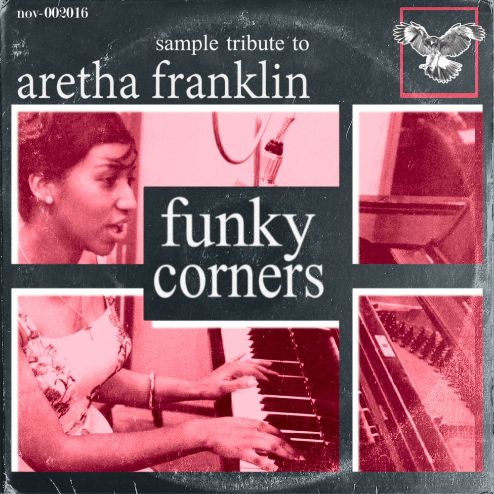 Das Funky Corners Sample Tribute to Aretha Franklin Mixtape | Im Gedenken an die Queen of Soul