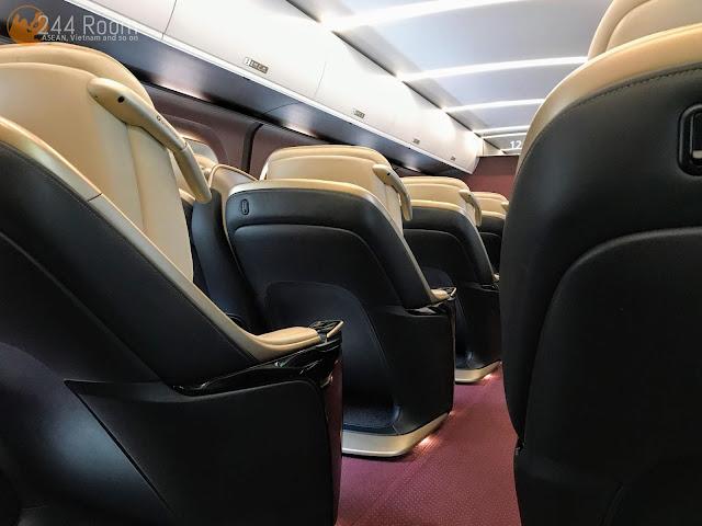 グランクラスE7座席 GranClass-E7-seat5