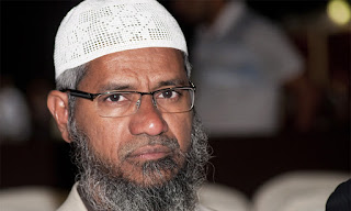 Zakir Naik not welcome to preach in Sarawak