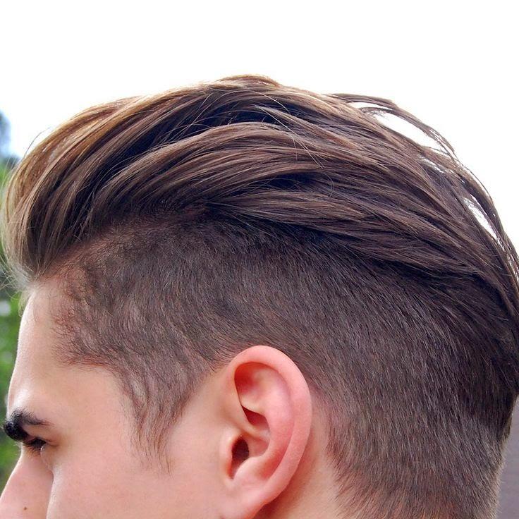 model rambut pria depan belakang samping | Contoh Model ...