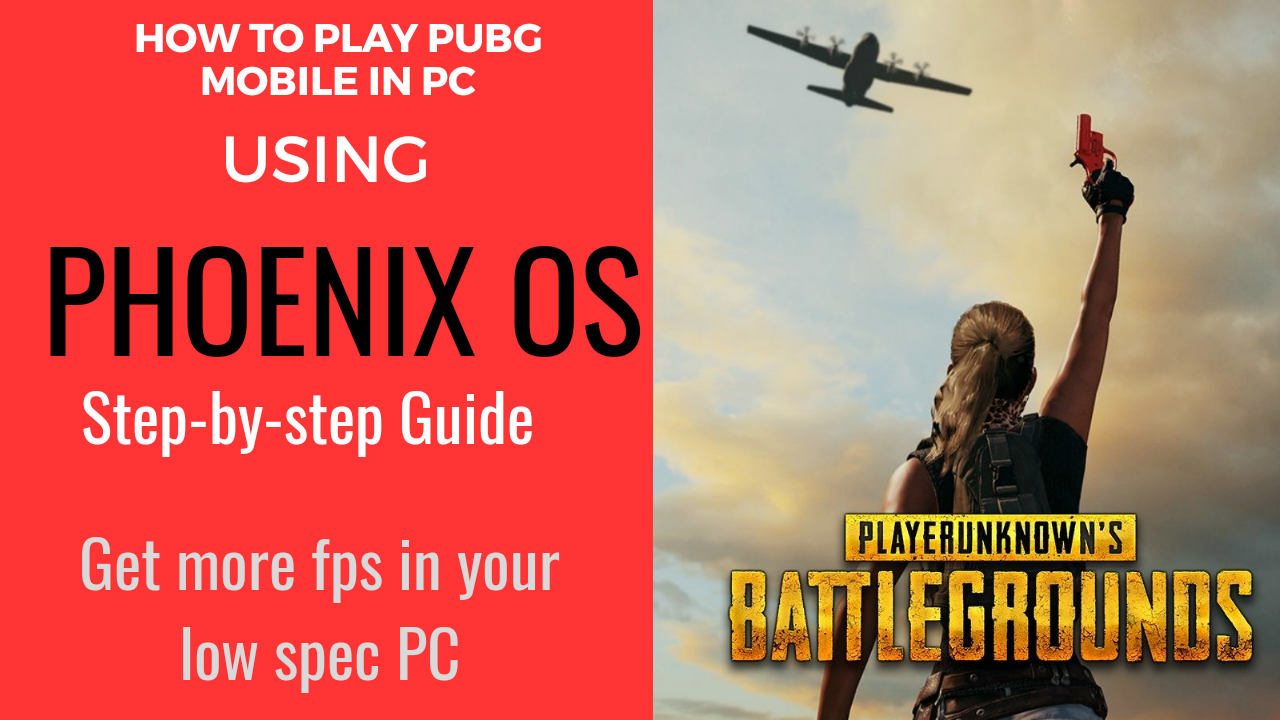 7 Reasons Why PUBG In Phoneix Os Is Better Than TGB Emulator- Phoneix Os For PUBG Review