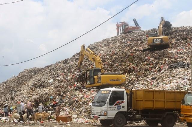Desember, 200 Ton Sampah Residu Dibuang ke Nambo