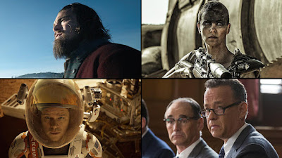 Daftar Pemenang Oscars Academy Awards 2016