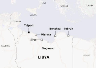 Car Bombing Near Hotel in Libyan City of Benghazi Kills 7