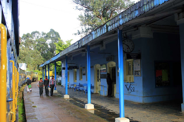 Aruvankadu Station