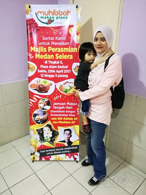 Muhibbah Makan Place - Food Court Baru Plaza Alam Sentral Shah Alam