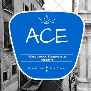 ACE - A2Zee Campus Entrepreneurship Program #thelifesway #photoyatra