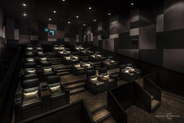 Bioskop Cinemaxx Lippo Plaza Bogor