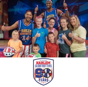 Silver Dollar City wants you to enter daily to win a family adventure trip for four to New York City to attend a Harlem Globetrotters event at Madison Square Gardens, worth $5000!