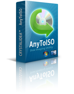 AnyToISO Pro 3.7.3 Build 531 Create ISO from CD/DVD/Blu-ray disks