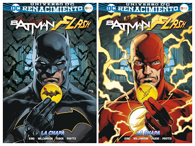 Batman / Flash La Chapa