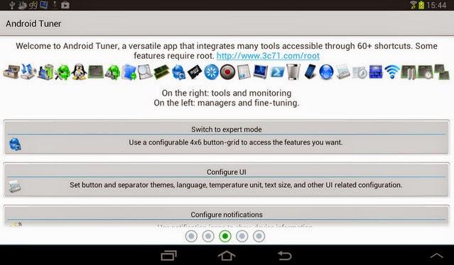 3C Toolbox Pro 1 6 10 APK (Formerly Android Tuner) - APKRadar