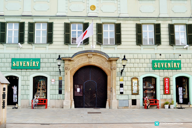 bowdywanders.com Singapore Travel Blog Philippines Photo :: Slovakia :: Old Town Run Down: Bratislava's Old Town in Photos
