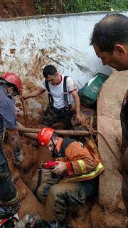 O salvamento de uma criança em Francisco Morato relatado por um profissional do GRAU São Paulo