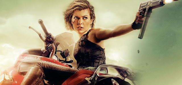 Uma análise dos filmes da saga 'Resident Evil'