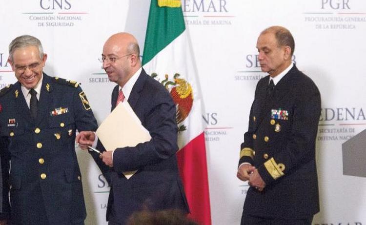 Detienen a jefe de sicarios del CJNG en Córdoba