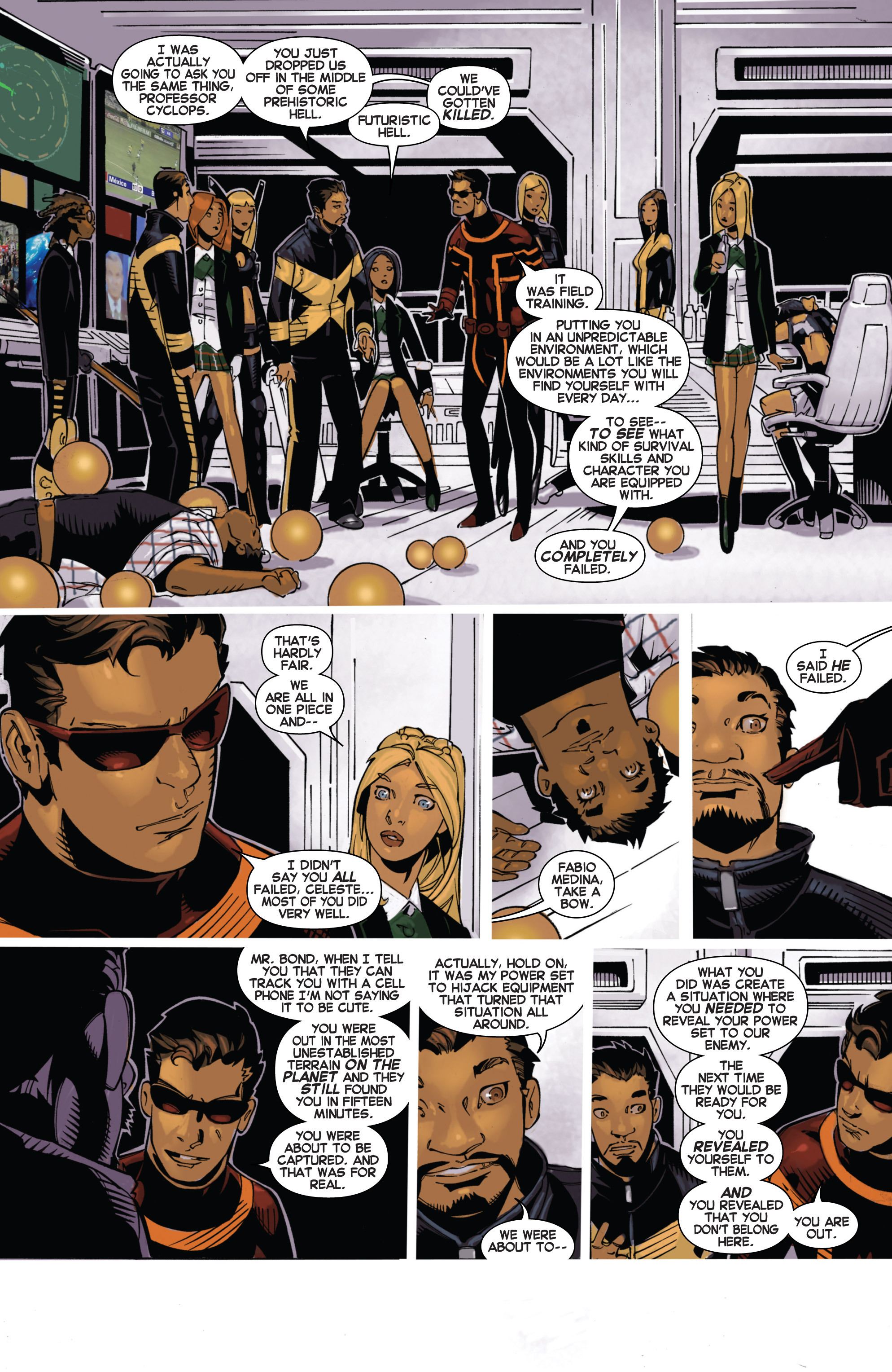 Read online Uncanny X-Men (2013) comic -  Issue # _TPB 3 - The Good, The Bad, The Inhuman - 82