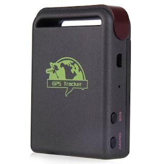 TK102B - Rastreador de GPS