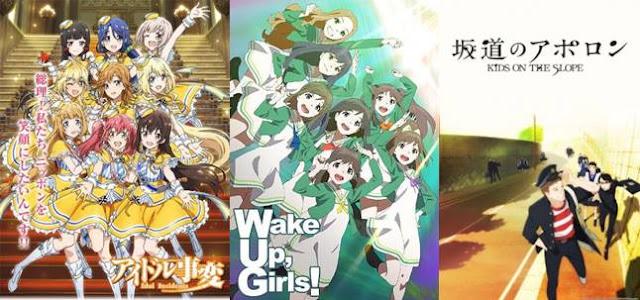rekomendasi anime tentang musik terbaru klasik