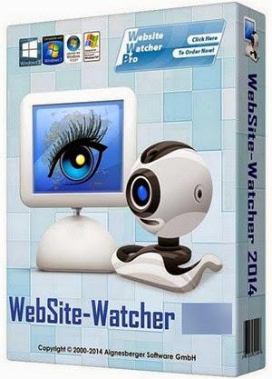 WebSite-Watcher 2015 Free