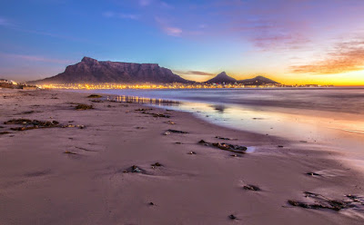 Canon Long Exposure / Night Photography Setup & Tips Cape Town