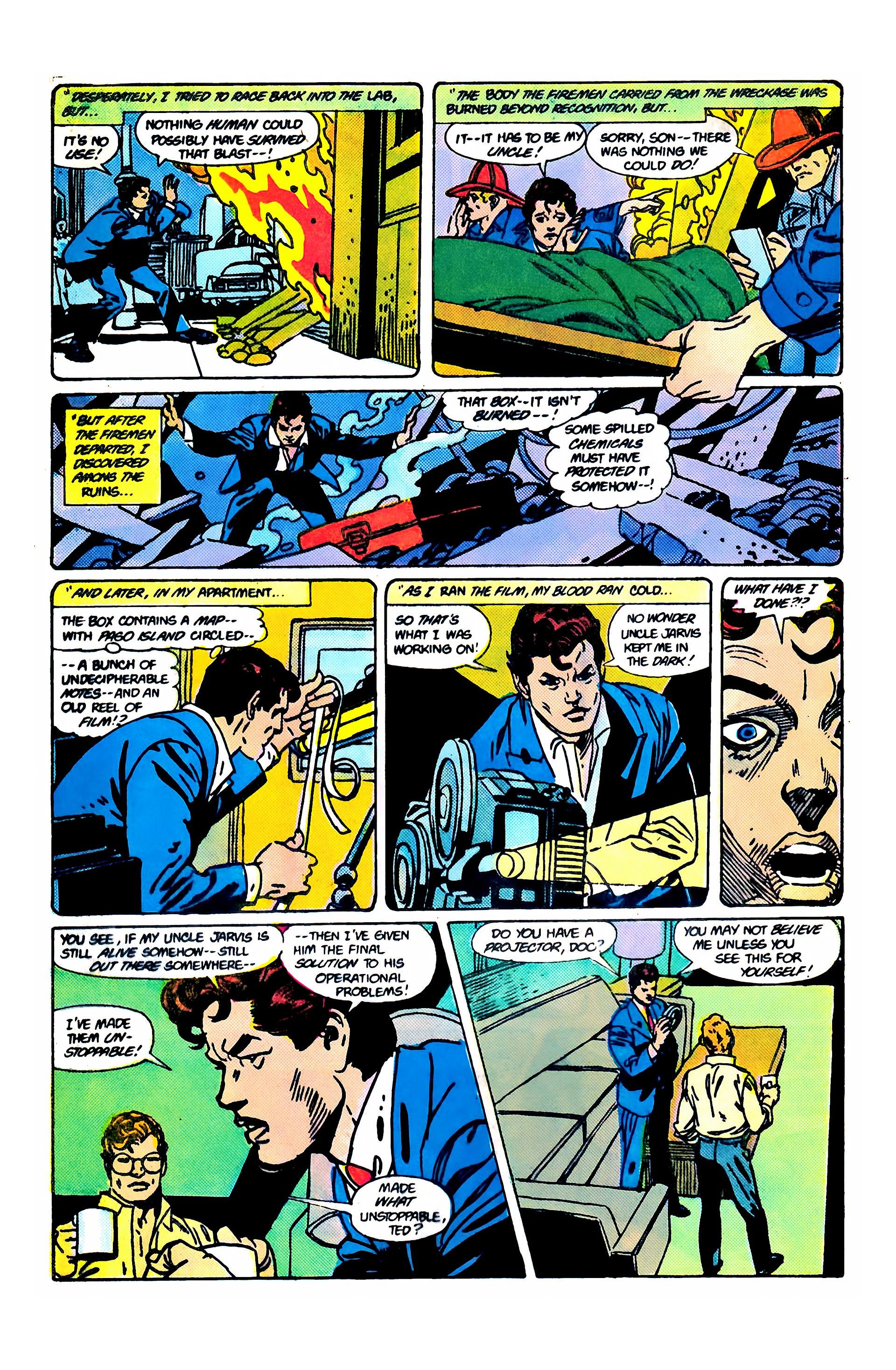 Read online Secret Origins (1986) comic -  Issue #2 - 20
