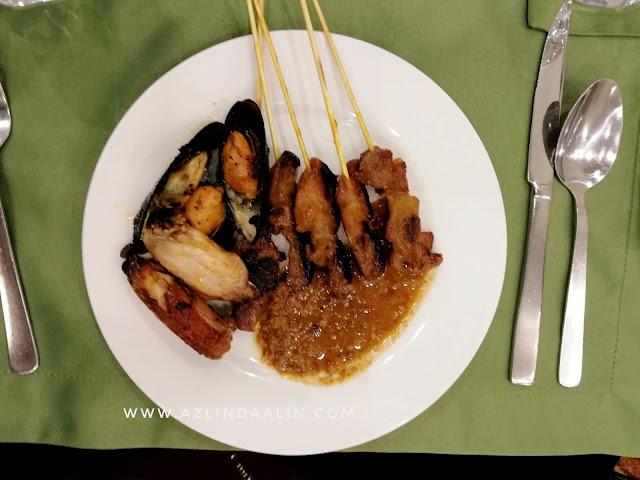 BBQ Buffet Dinner di Grand BlueWave Hotel Shah Alam Bersama Keluarga !, Harga BBQ Buffet Dinner di Grand BlueWave Hotel Shah Alam