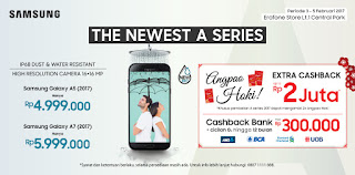 Harga Rilis dan Promo Samsung A7 2017