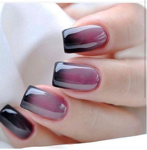 perfect ombre nail art