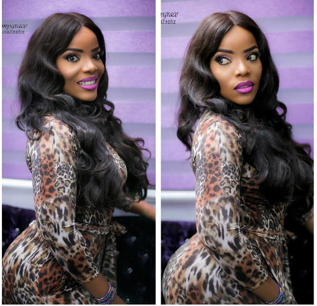 Empress Njamah is alluring as actress releases new photos