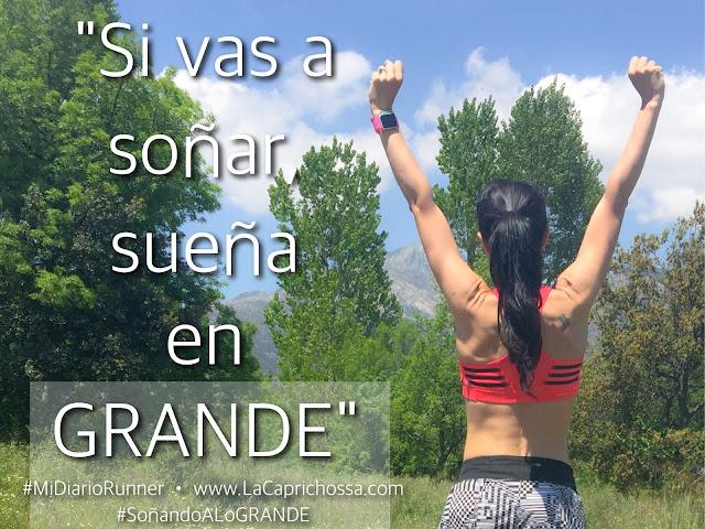 Mi Diario Runner, blog, running girl, frases motivación, maratón