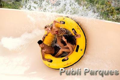 Siam park mejor parque acuático del año