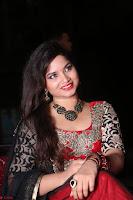 Sirisha Dasari in Red Ghagra Backless Choli ~  050.JPG