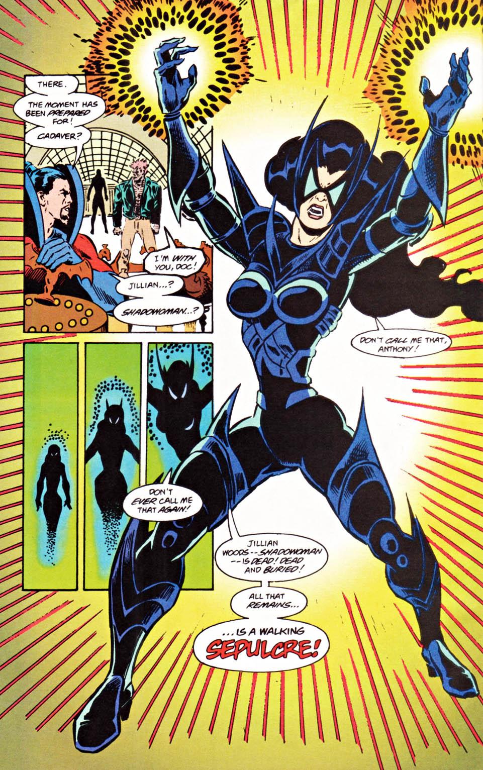 Read online Secret Defenders comic -  Issue #22 - 20
