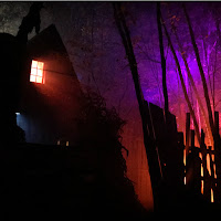 Haunted Overload Night Shack - Lee NH - Halloween New England