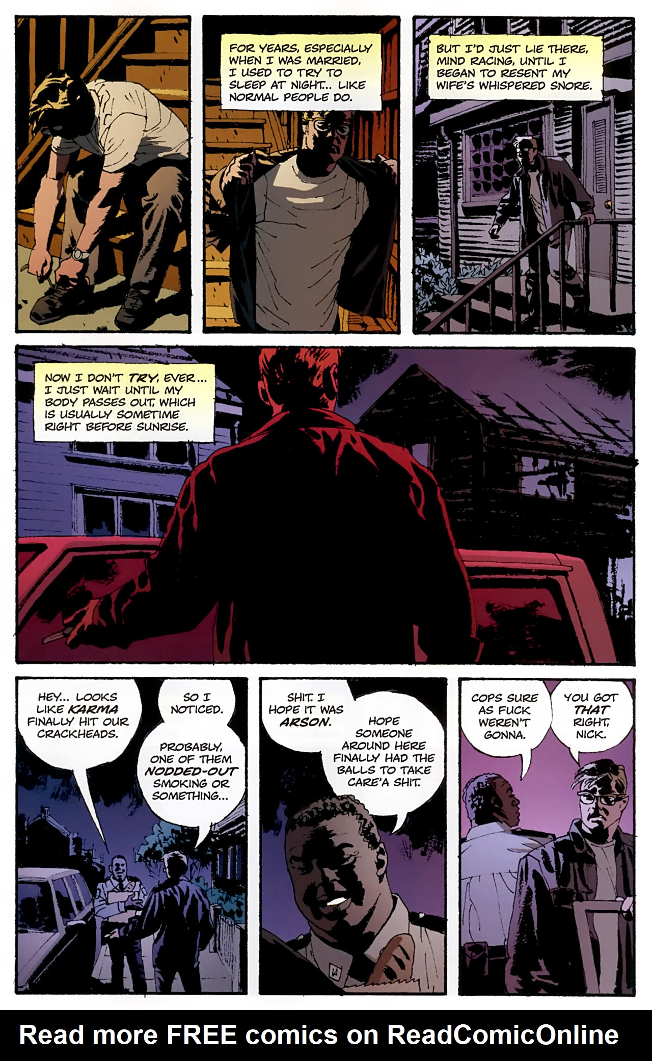Read online Criminal (2008) comic -  Issue #4 - 7