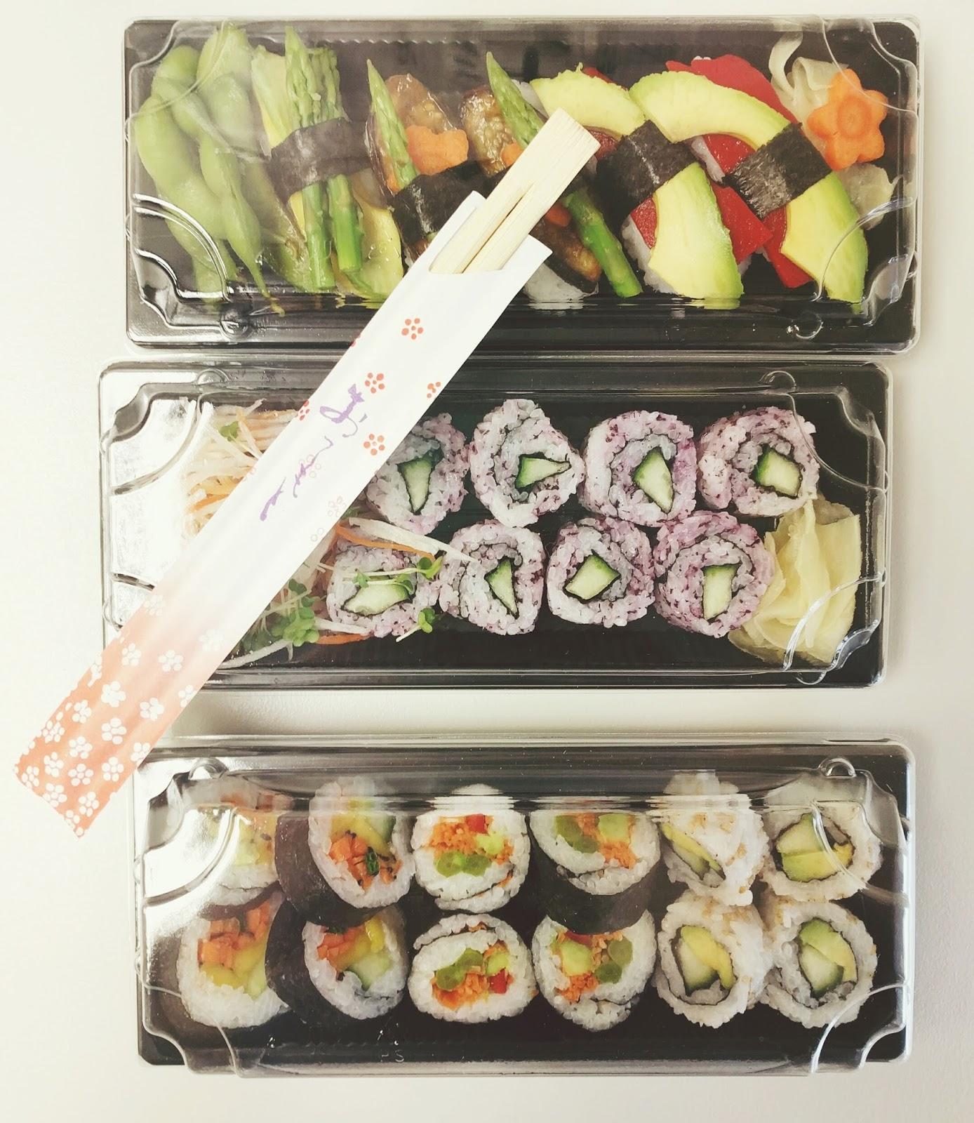 Casa wabasabi vegan sushi lincoln