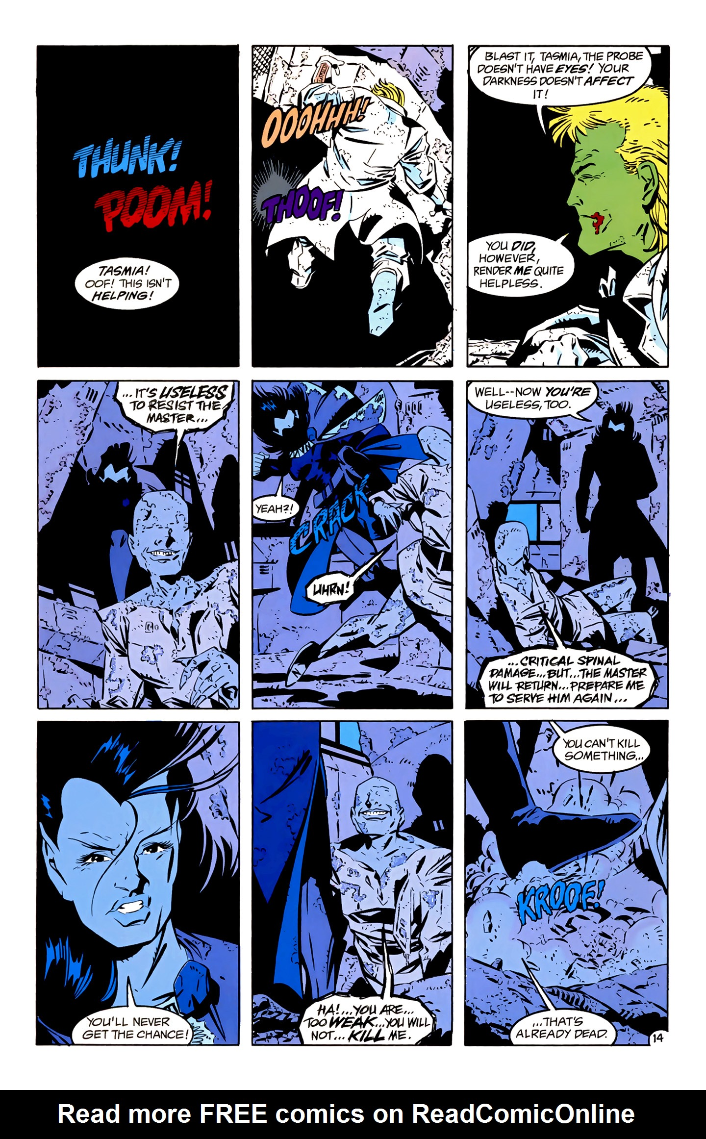 Legion of Super-Heroes (1989) 4 Page 14