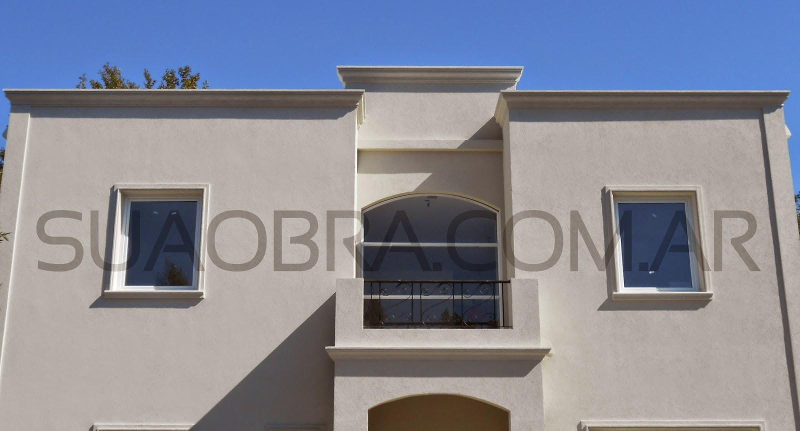 Revestimientos plasticos por suaobra com revestimiento de - Revestimiento para paredes exteriores ...