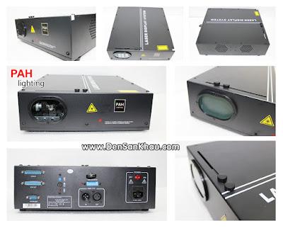 Tổng quan đèn laser công suất cao