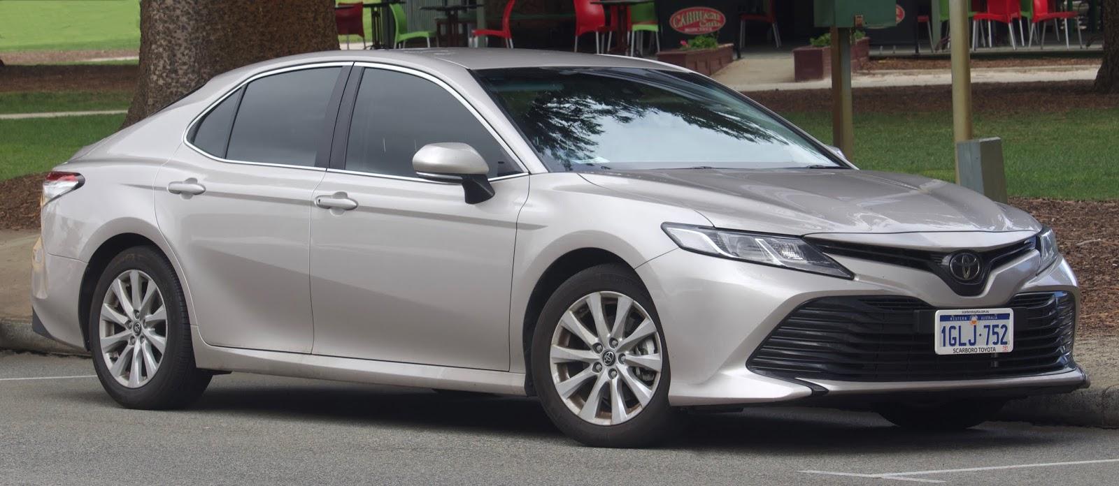 2019 Toyota Camry Sedan A